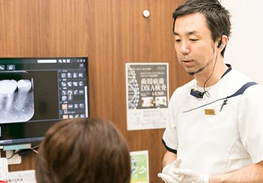 治療計画立案 (検査・診断のフィードバック)